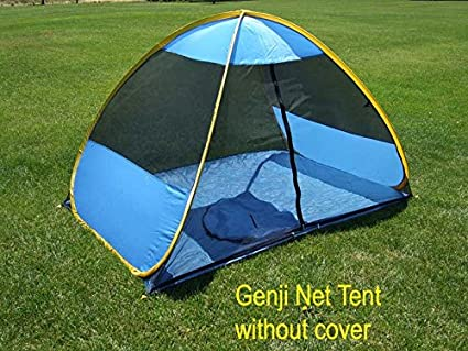 Genji Sports Pop Up Mosquito Net Tent with Waterproof Full Cover & Amazon.com : Genji Sports Pop Up Mosquito Net Tent with Waterproof ...