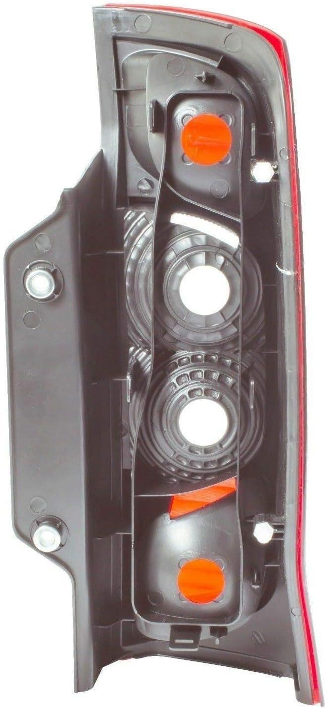 Feu arriere c/ôt/é droit pour Bipper//Nemo Porte verticale 2008 sur//Lampe arri/ère OEM 6351JH