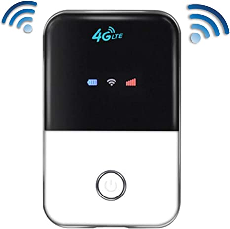 : 4G LTE Pocket WiFi Router Car Mobile WiFi