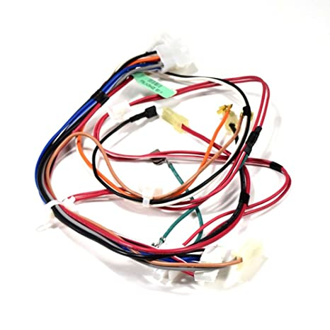 amazon com frigidaire 134394400 dryer wire harness home improvement  dryer wiring harness #11