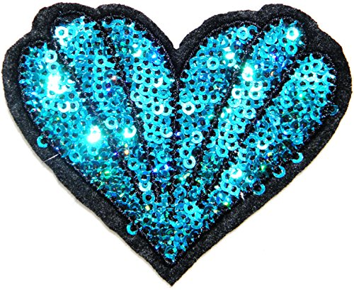 Green / Blue Heart Mermaid Tail Sea Queen