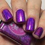 Berry Good Looking - holographic nail polish by Cupcake Polish