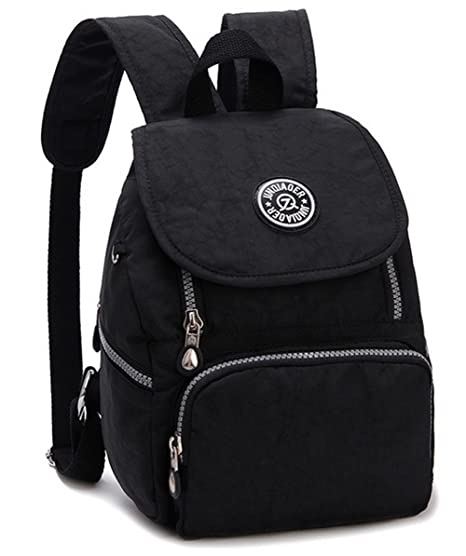 68956097fe99 Image Unavailable. Image not available for. Color  LifeWheel Womens Summer Mini  Backpacks Waterproof Nylon Daypacks Schoolbag Racksack