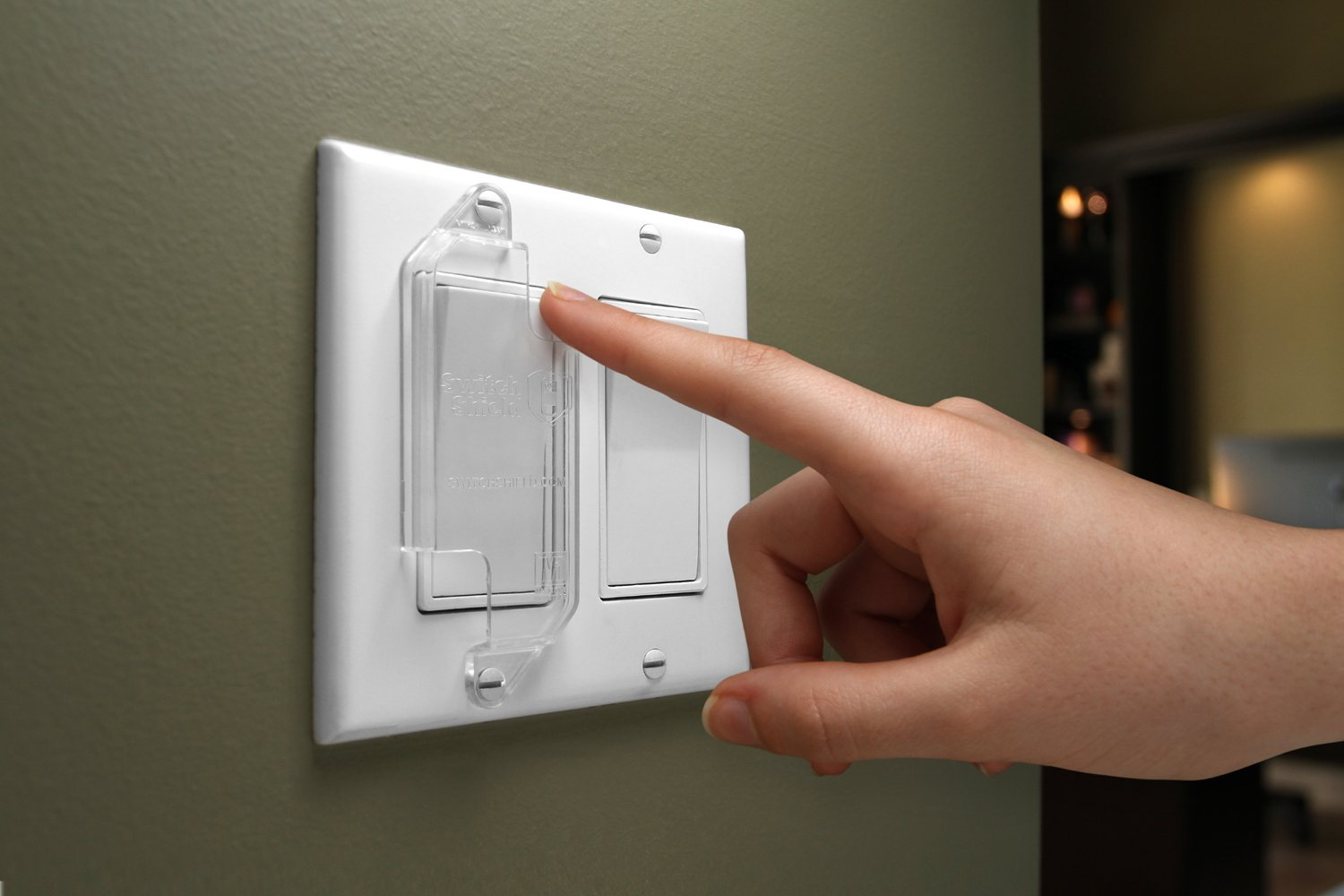 Amazon Com Child Proof Light Switch Guard For Decora