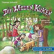 Auf Schatzsuche (Die Wilden Küken 5) | Thomas Schmid