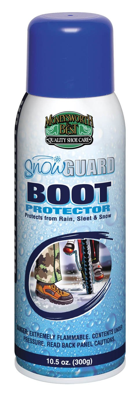 Moneysworth & Best Snowguard Boot Protector (10.5-Ounces)