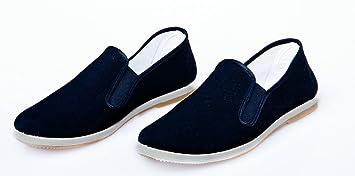 Tortuga de Jade – Zapatillas tradicionales chinas tradicionales, negro, ...