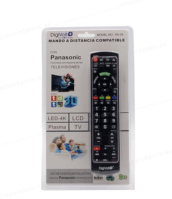 MANDO A DISTANCIA PA-35: Amazon.es: Electrónica
