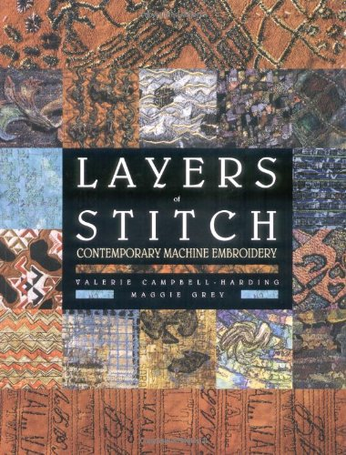 Layers of Stitch ebook