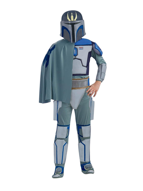 Kostüm Star Wars Pre Vizsla deluxe Kind