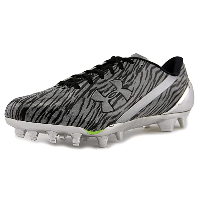 0cd9df223f Amazon.com: Under Armour Mens UA Spotlight Football Cleats 1280533 ...