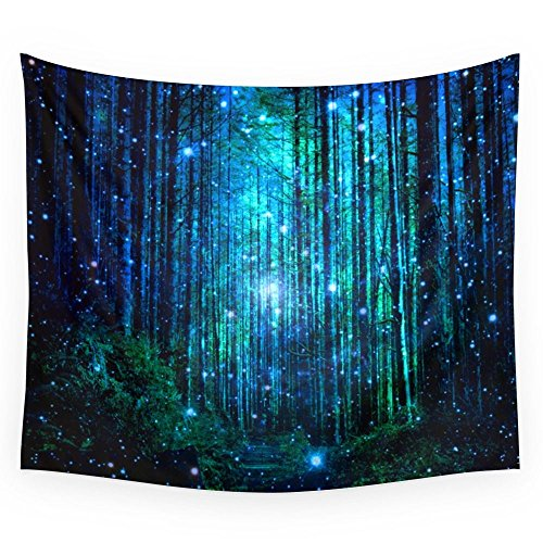 Society6 Magical Path Wall Tapestry Small: 51