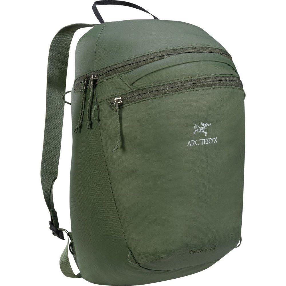 (アークテリクス) Arc'teryx メンズ バッグ バックパックリュック Index 15L Backpack [並行輸入品]   B07647ZDVP