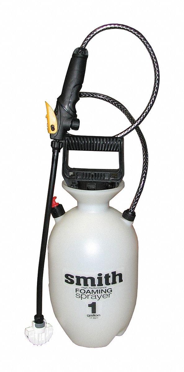 Handheld Sprayer, Polyethylene Tank Material, 1 gal, 45 psi Max Sprayer Pressure by DB SMITH