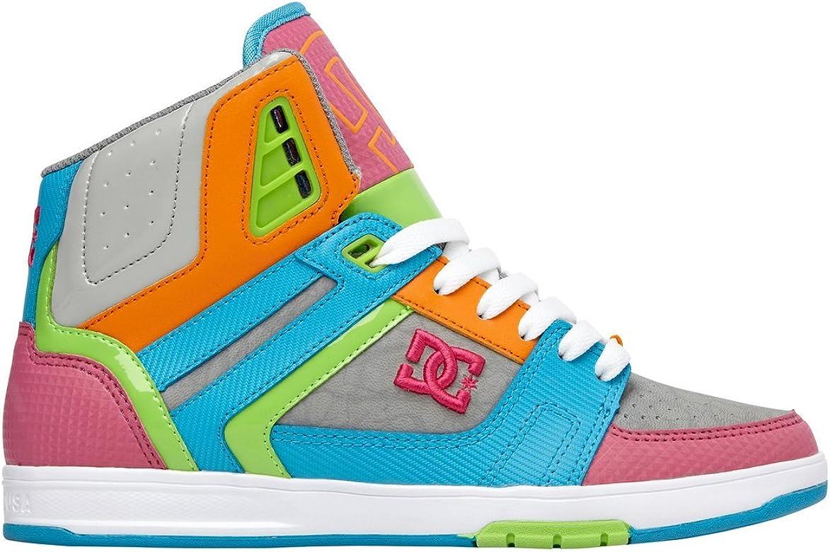 Amazon.com: DC STANCE HI de la mujer Fashion Sneaker: Shoes