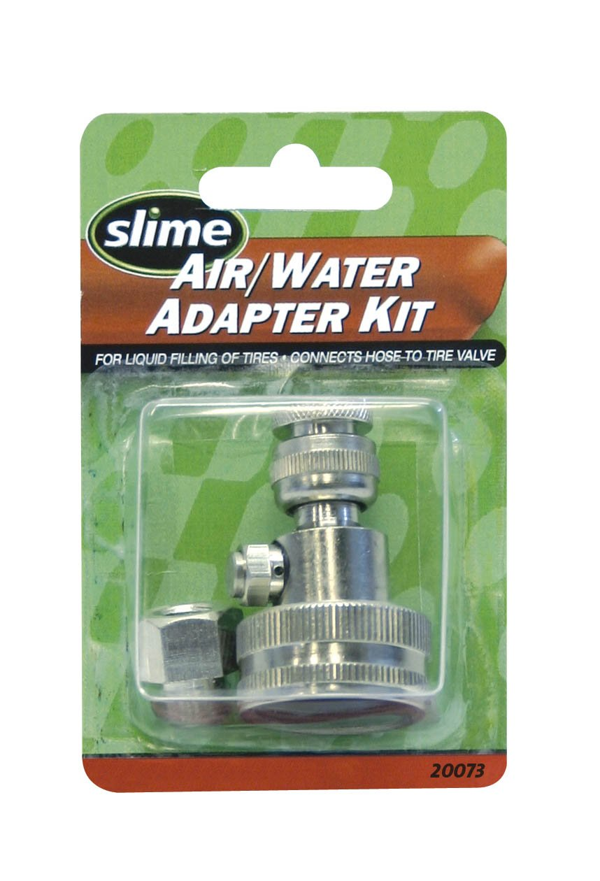 Slime 20073 Air & Water Adapter Kit