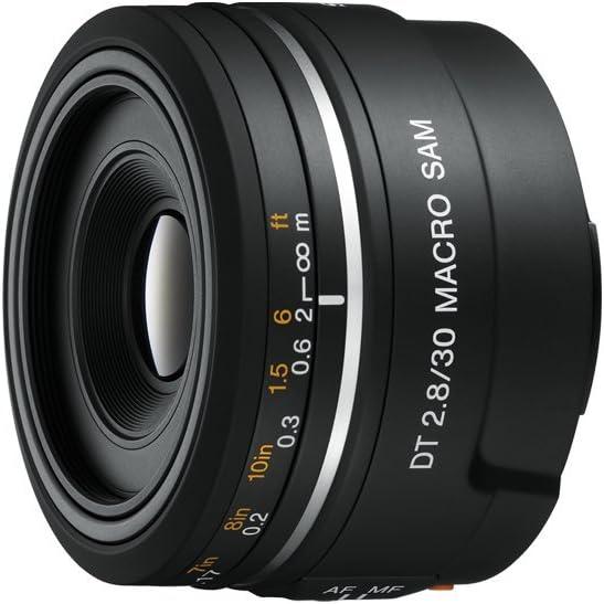 SAL-30M28 30mm f/2.8 Macro Lens