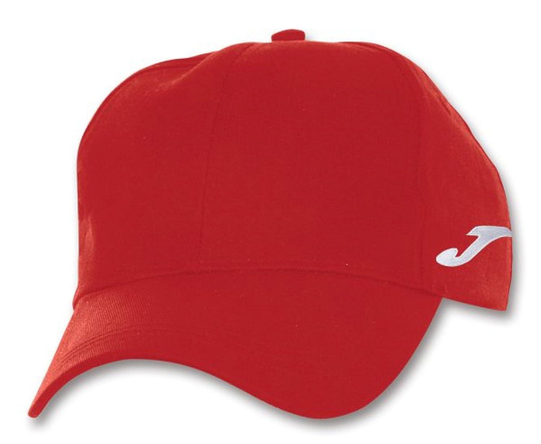 Joma Sportbekleidung Cap Gorra Loneta Rojo 400089.600