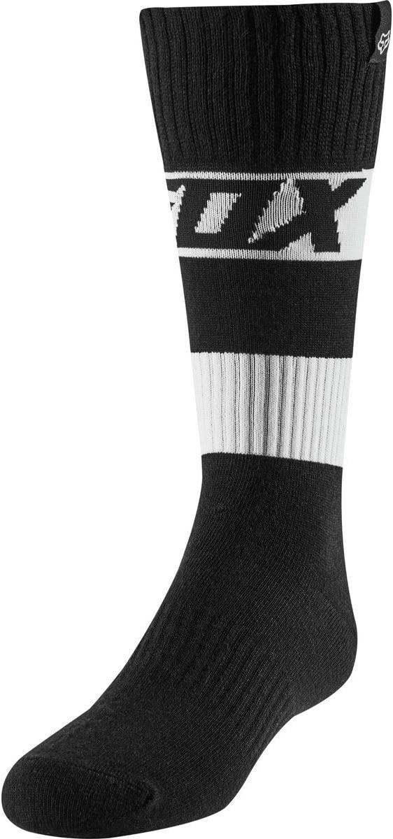 Cota BLACK LARGE Fox Racing 2019 Youth MX Socks