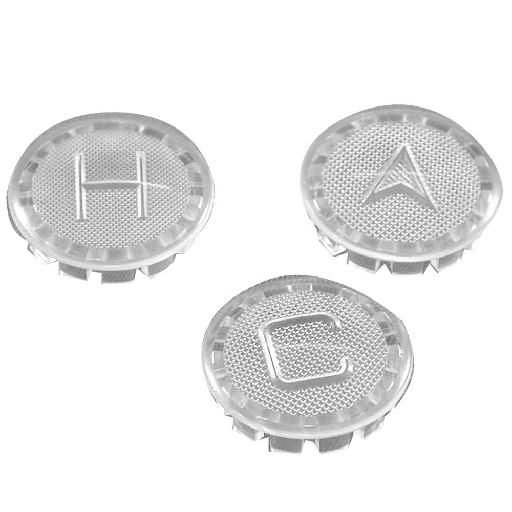 Danco, Inc. Index Button for Price Pfister Faucets (3-Pack) Clear ...