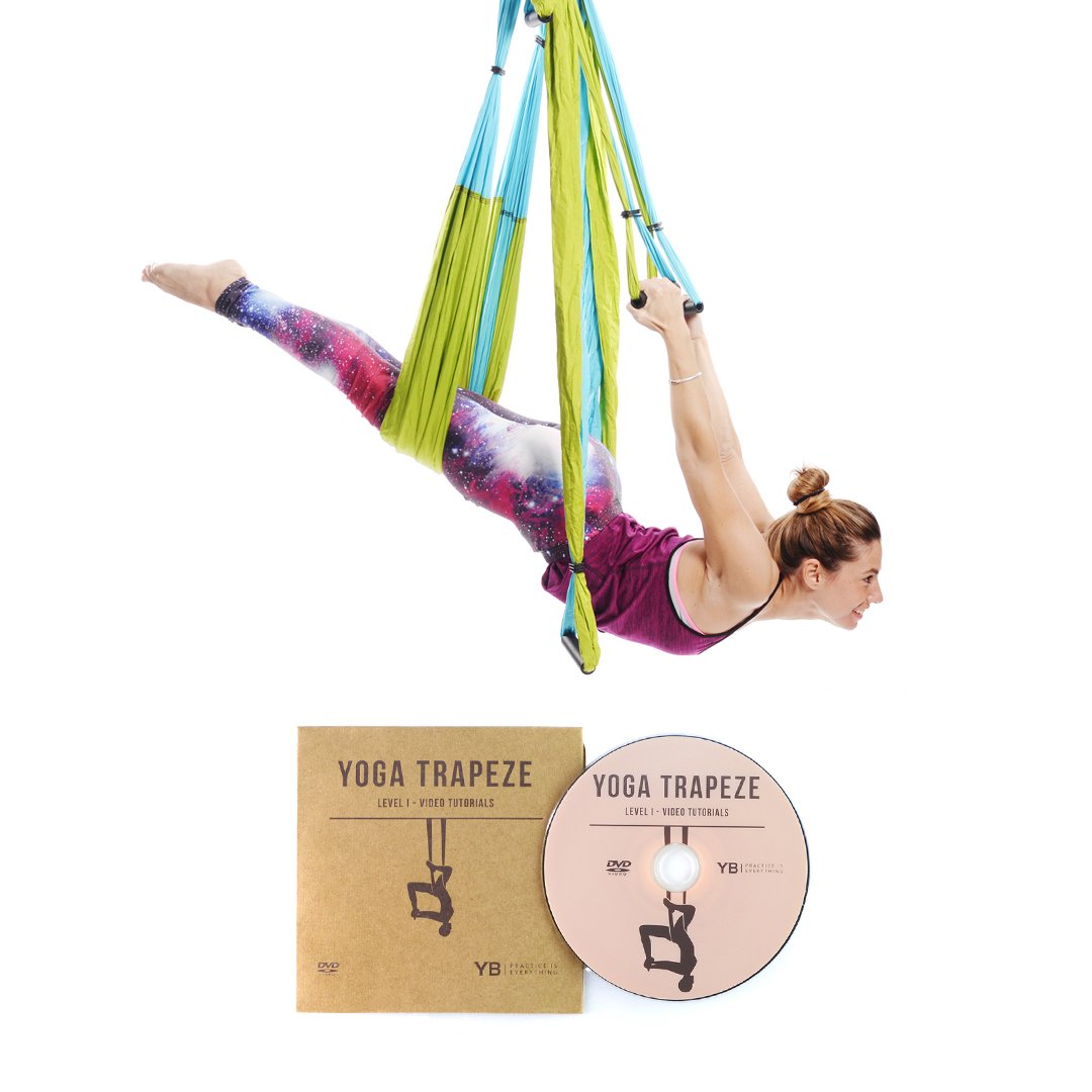 YOGABODY Bundle - 2 Artículos: Yoga Trapecio & Door-Mount ...