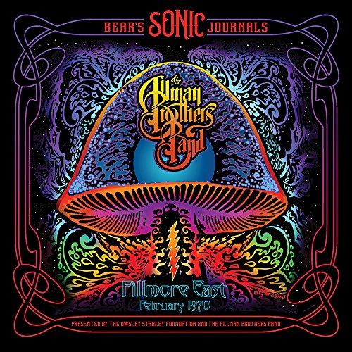 Bear's Sonic Journal: Live at Fillmore East 1970 ()
