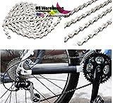 10 Speed Bicycle Chain MTB Mountain Bike Road Bike Hybrid Anti-rust [US Warehouse] by AdvancedShop