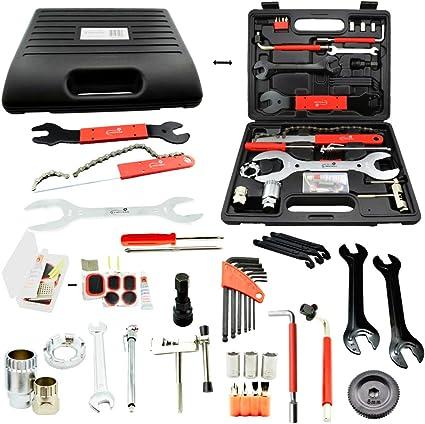 Lumintrail - Kit de Herramientas de reparación de Bicicletas (42 ...