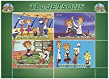 The Jetsons classic cartoon stamp sheet for collectors / 2014 / Benin / 1000F