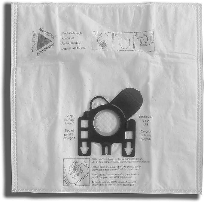 10 bolsas para aspiradora Hoover TAT 0100 – 2999 Athos, 73: Amazon.es: Hogar