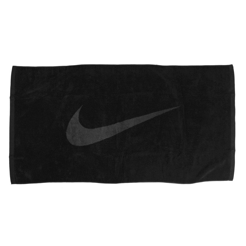 Nike Sport Towel (Black/Anthracite,Large) by Nike