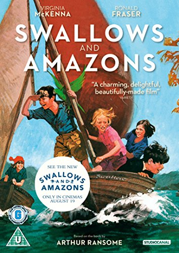 Swallows And Amazons [DVD] [2016] (Swallows Dvd And Amazons)