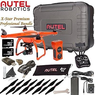 Autel Robotics X-Star Premium Drone Beginners Bundle (Orange) by Autel Robotics by Autel Robotics