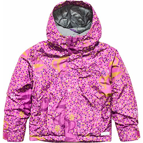 Paul Frank Girl's Julius Collage Pfunfeti Jacket, Light Orchid, Small by Paul Frank