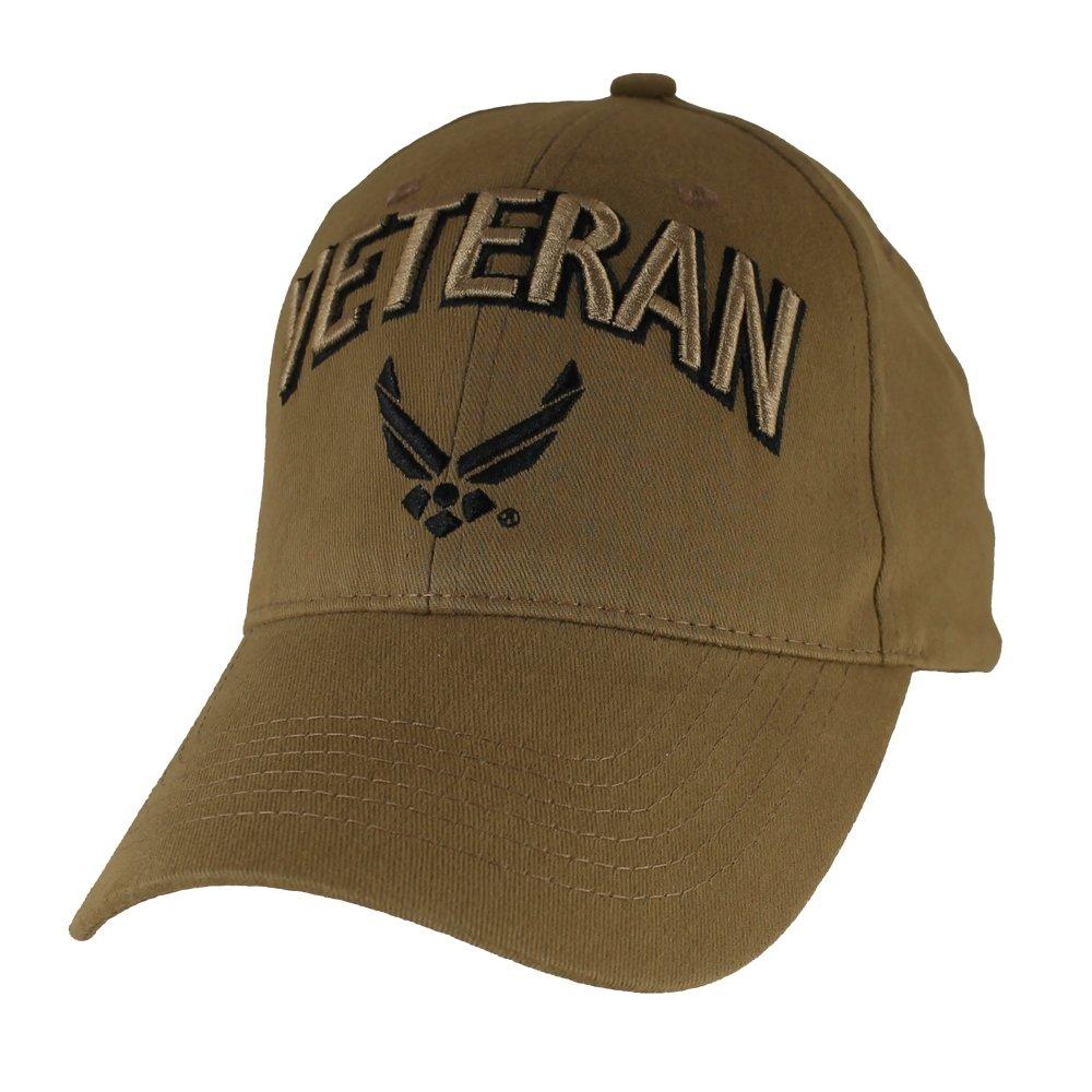 Amazon.com  U.S. Air Force Veteran Baseball Hat 09fc1527b067
