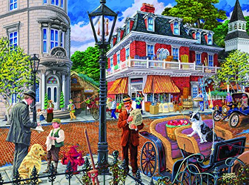 Honey's Emporium 1000 pc Jigsaw Puzzle by SunsOut