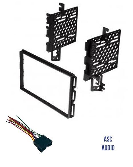 Amazon.com: ASC Premium Car Stereo Radio Dash Kit and Wire ... on