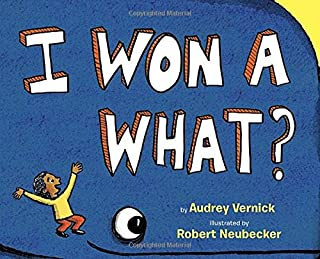 Book Cover: I Won a What?
