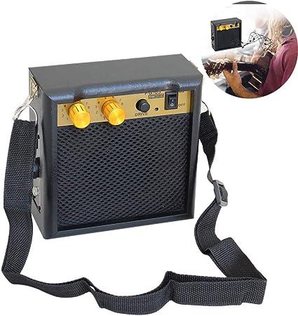 MOGOI Guitar Speaker Eléctrico, doosl amplificadores para Guitarra ...