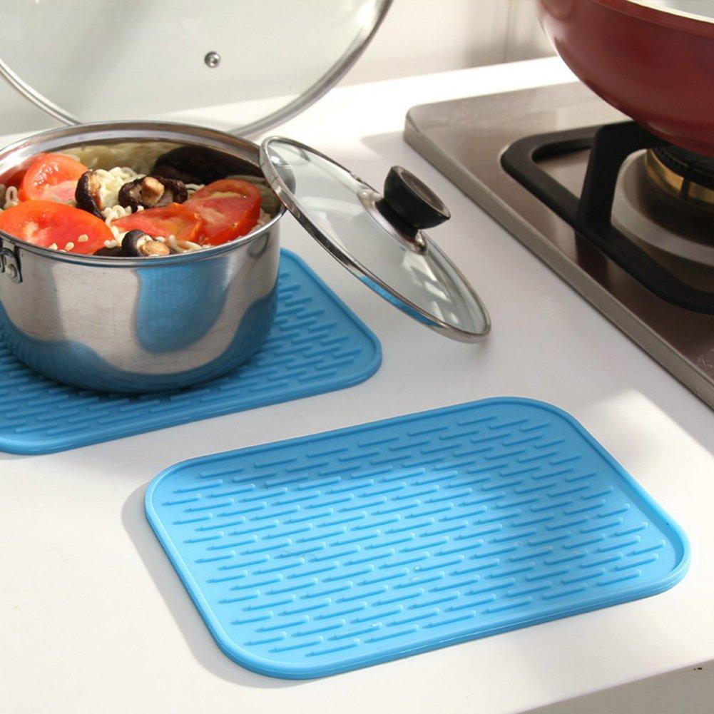 Escurridor de cocina multifunción de silicona 4d5b28f3dc5f
