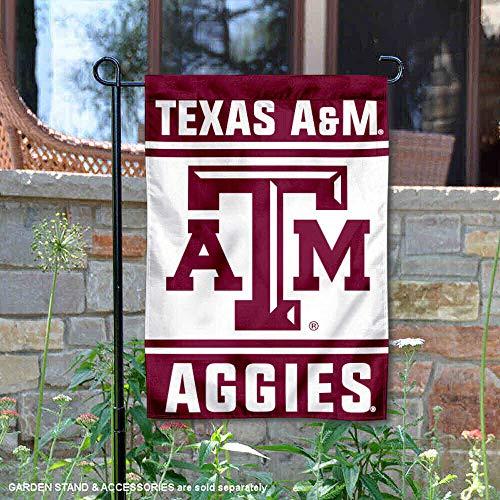 Texas A&m Aggies Yard - College Flags and Banners Co. Texas A&M Aggies Garden Flag