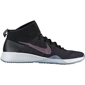 213e6f88920ca6 Nike Women s Air Zoom Strong 2 Metallic Training Shoes (Black