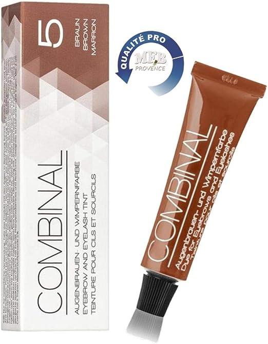 Combinal - Tinte Para Pestañas y Cejas, 15 ml: Amazon.es: Belleza
