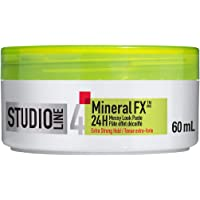 L'Oreal Paris Studio Line Mineralfx 24h Messy Look Paste, Sculpting Paste, 60 mL