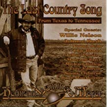Last Country Song by Meyer, Hermann Lammers (1996-08-19)