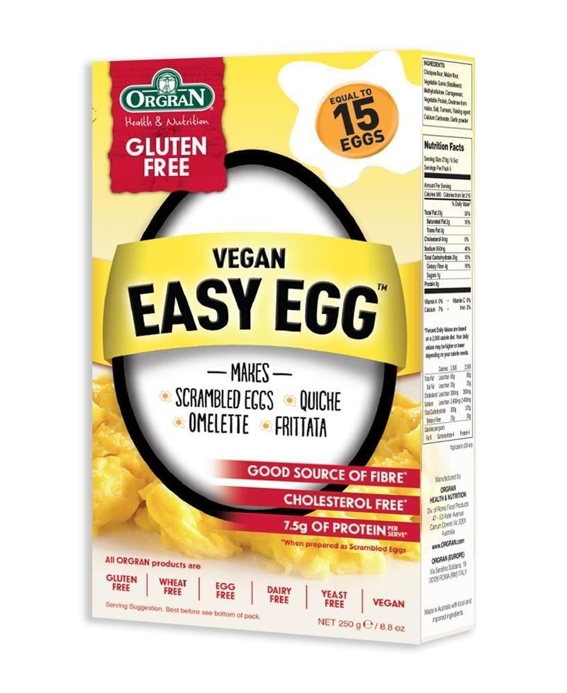 Orgran Vegan Easy Egg 250g by Orgran (Image #1)