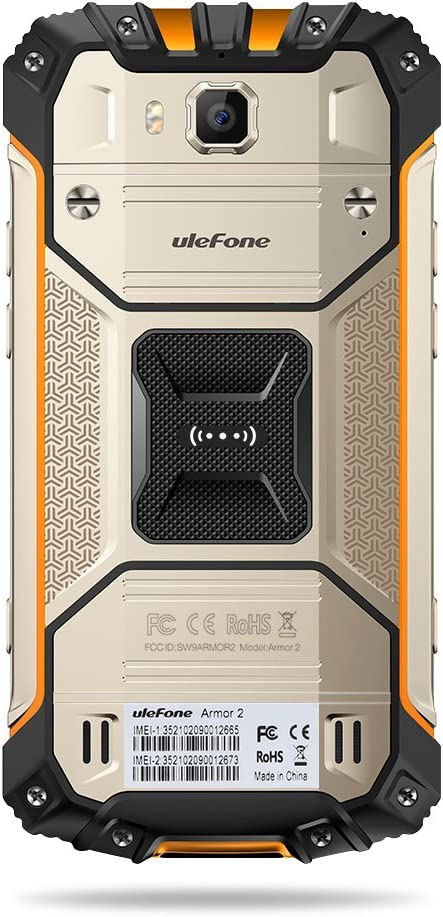 Ulefone Armor 2 - 4G Smartphone(Android 7.0, 5.0