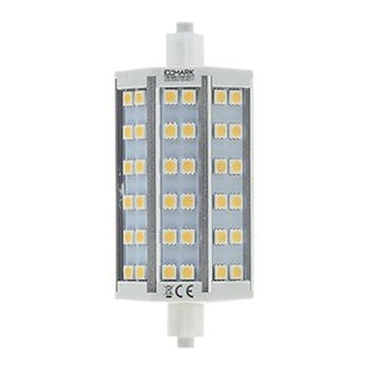 R7S LED Bombilla Foco para foco halógeno Lámpara halógena flutlich lámpara luz (7,5