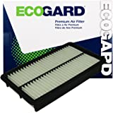 EcoGard XA5525 Premium Engine Air Filter Fits Mazda CX-7 2.3L 2007-2012, 6 3.0L 2003-2008, CX-7 2.5L 2010-2012