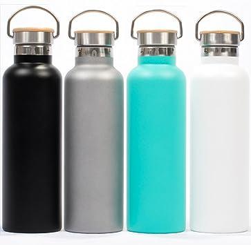Amazon.com: Botella para agua en envase térmico ...